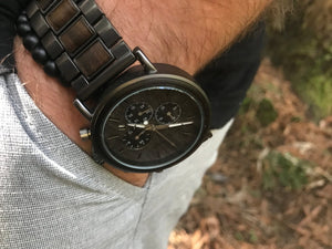 eco friendly wooden watch
