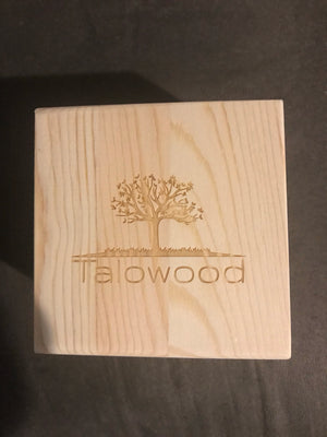 Talowood handcrafted bamboo custom watch case
