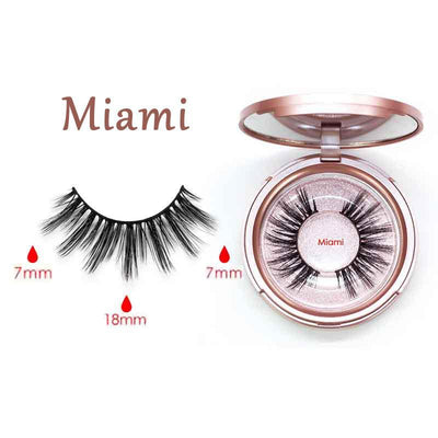 【Only $16.99 Today!!】Eyeliner & False Eyelash Set - BestLittleThing