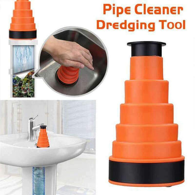 【50% OFF+FREE SHIPPING】Pressure Clean the waterway Plumber Cannon Clog