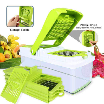 【50% OFF+FREE SHIPPING】Multi-Functional Chopping Device
