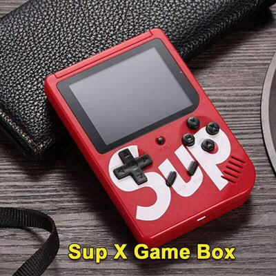 【50% OFF+Free Shipping】Sup X Game Box