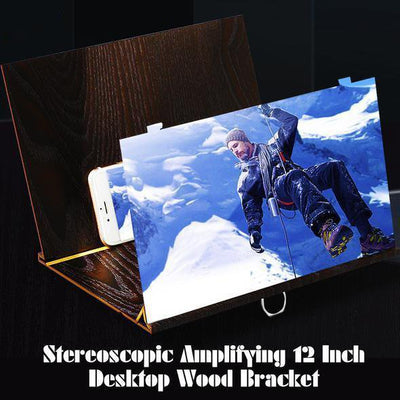 【50% off & Free Shipping】Mobile Phone Screen Amplifier