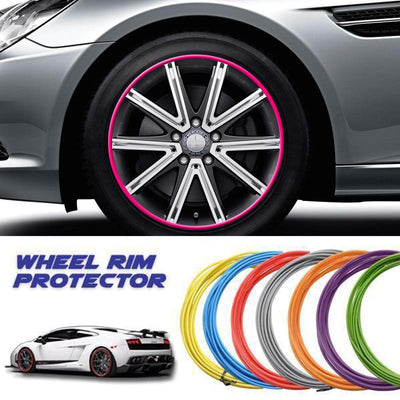 8m Pro Wheel Rim Protector【BUY 2 GET EXTRA 10%OFF+FREE SHIPPING】