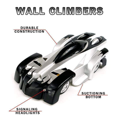 【50% OFF+FREE SHIPPING】Wall Climbing Car-holiday sale