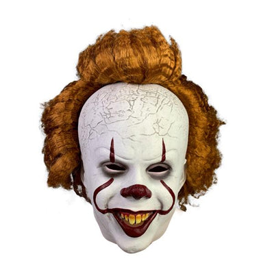 【Halloween Sale, 66% OFF】PENNYWISE DELUXE EDITION MASK- High Fidelity Reduction - IlifeGadgets