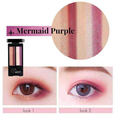 【Get 3 extra 15% OFF+FREE SHIPPING】One-Swipe Eyeshadow