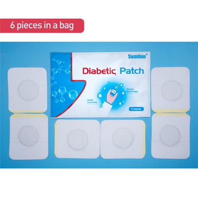 【Buy 2 Get Extra 15% Off & Free Shipping】Diabex™ Natural Herbal Patch 6Pcs/Bag