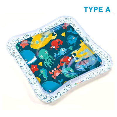 【Buy 2 get extra 10% OFF+FREE SHIPPING】Tummy Time Inflatable Babies Water Mat