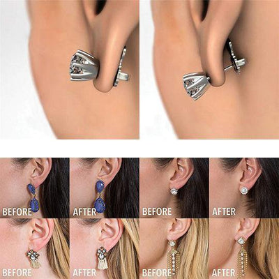 【🔥HOT SALE 50% OFF & Free Shipping】2 Pair Hypoallergenic Earring Lifts