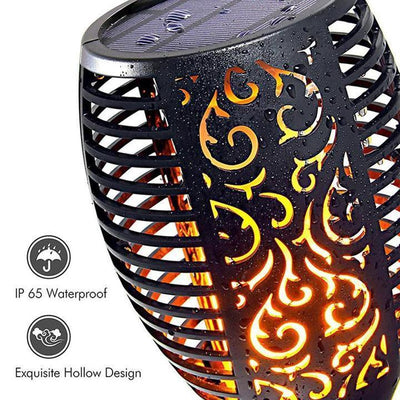 【50%OFF+FREE SHIPPING】Solar Flame Light