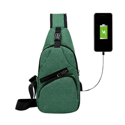 【BUY 2 GET EXTRA 10%OFF+FREE SHIPPING】Smart Travel Sling Bag