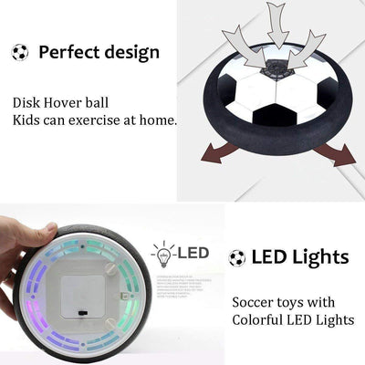 【50% OFF】 LED Air Power Soccer Ball
