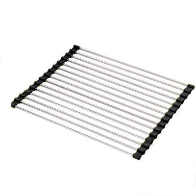 【50% OFF+FREE SHIPPING】Roll-Up Drainer Rack