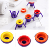 【BUY 2 GET EXTRA 10%OFF+FREE SHIPPING】Kit of Reusable Bottle Cap Stand/6PCS