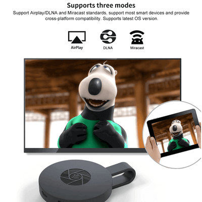 【50% OFF+FREE SHIPPING】Mirascreen Airplay