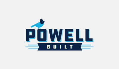Powell Built Logo