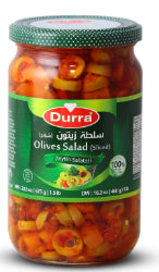 AL DURRA SALAD OLIVES
