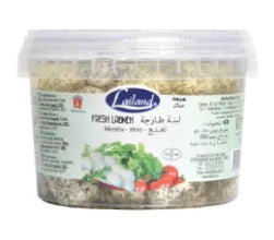 LAILAND LABNEH IN OIL WITH MINT 550g