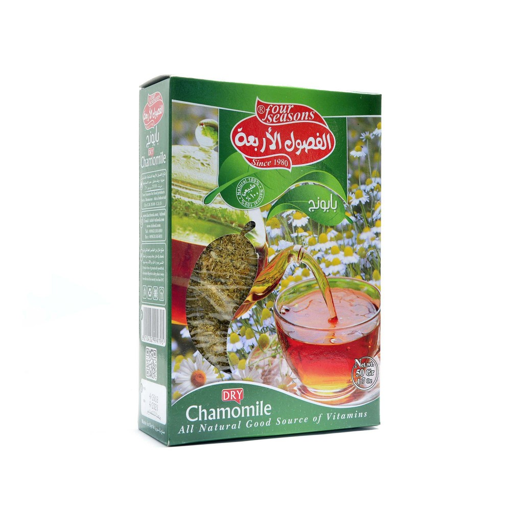 FOUR SEASON CHAMOMILE 50G