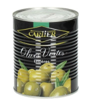 Cartier olives Entieres 850ml