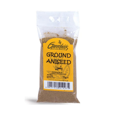 GREENFIELD ANISEED GROUND
