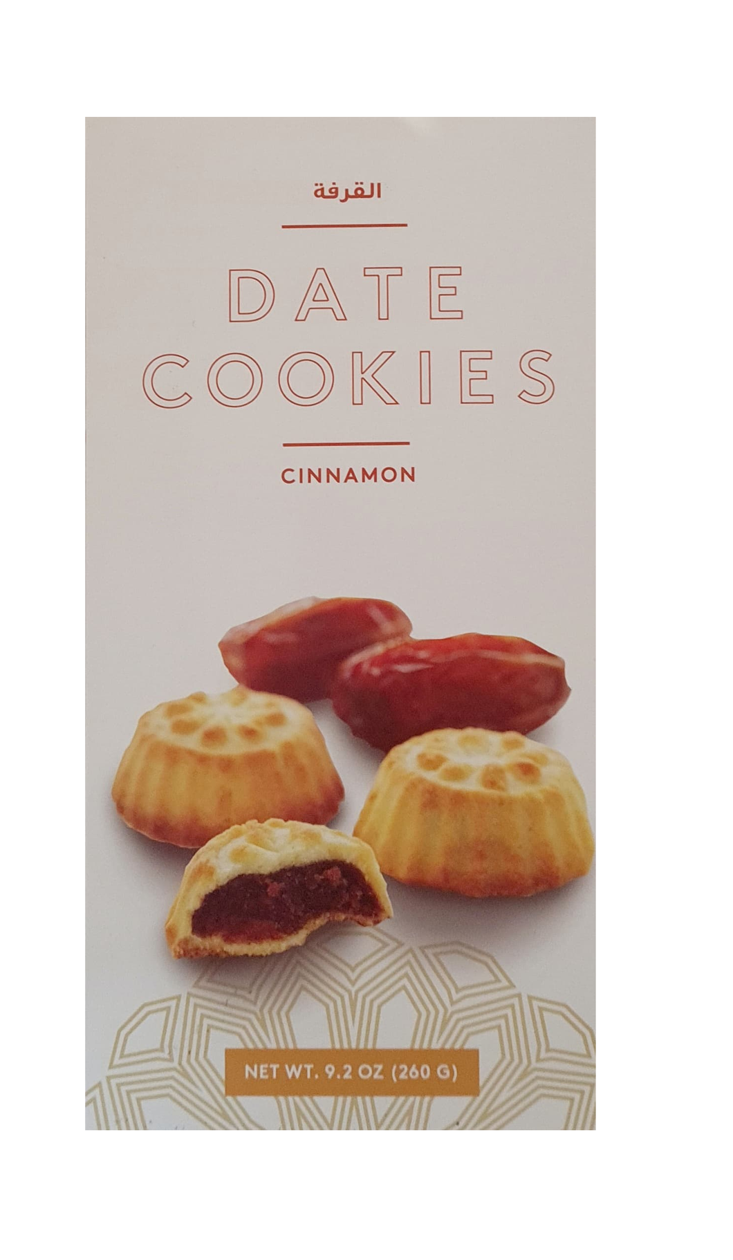 Dates cookies Cinnamon 260g