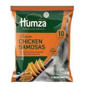 Humza Chicken Samosa (10 pieces)