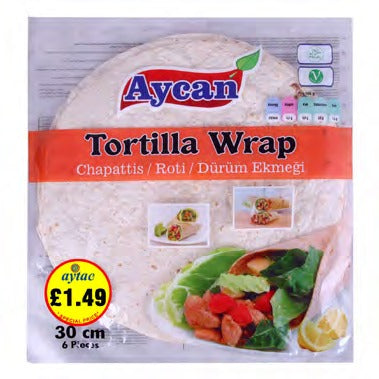 aycan Tortilla wrap