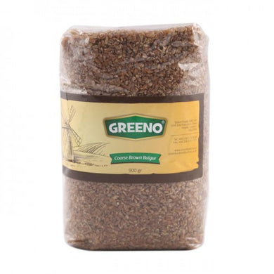 Greeno Brown coarse bulgar 900g