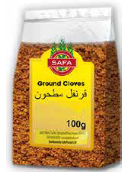 SAFA GROUND CLOVES 100G