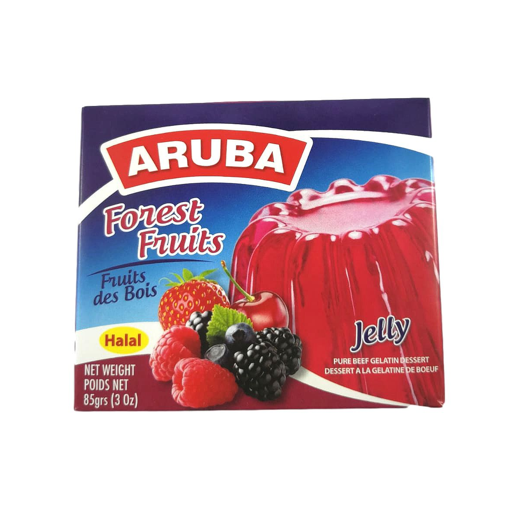 Aruba forest fruits jelly 85g
