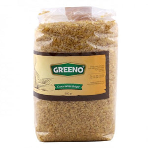 GREENO (Dry) Bulger Coarse White 900G