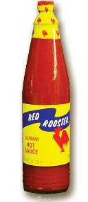 Red Rooster Hot Sauce 175ml