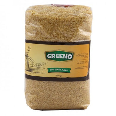 GREENO (Dry) Bulger Fine White 900G
