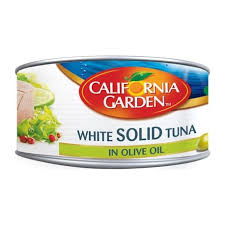CG Tuna with olive oil185g