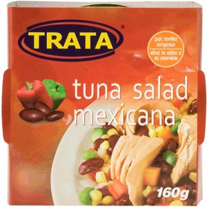 Tuna salad mexicana 160g