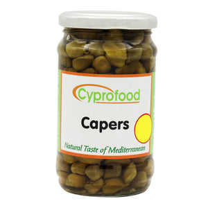 Cyprofood Capers Jar