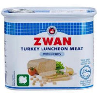 Turkey LUNCHEON MEAT HALAL 340G