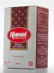 Alameed Turkish coffee dark 200g