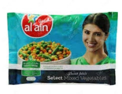 Al AIn peas and carrots 400g