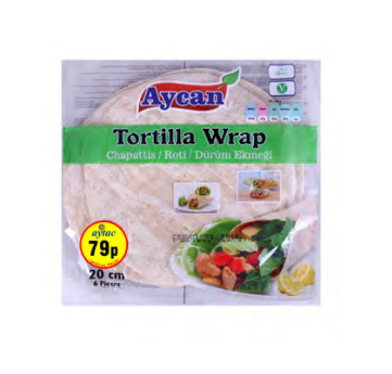 AYCAN Tortilla WRAP  small