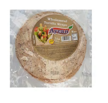 AYCAN Tortilla WRAP Wholemeal