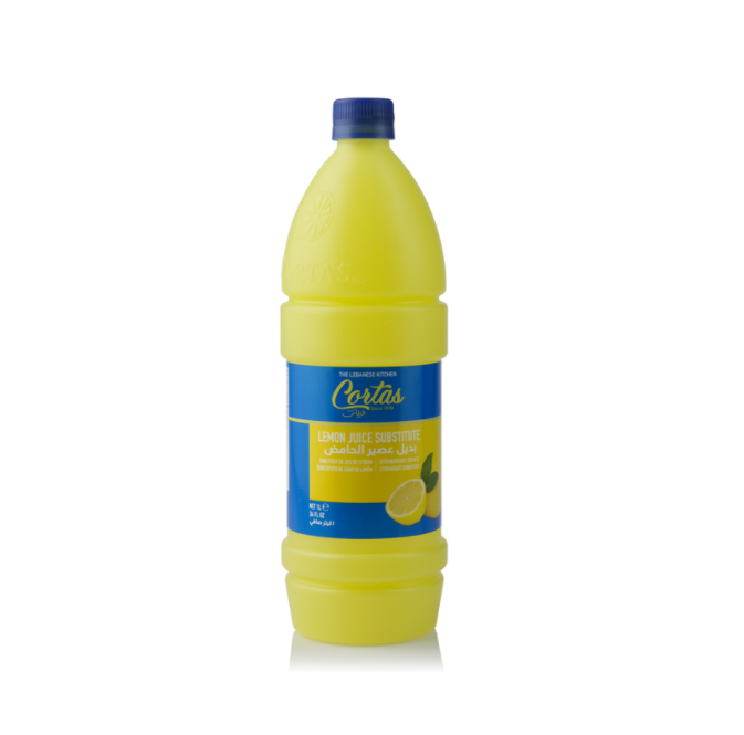 Cortas Lemon Juice 1L