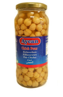 Aycan chickpeas 540g