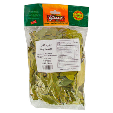 ABIDO BAY LEAVES 50G