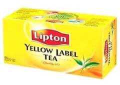 Lipton Black Tea x20