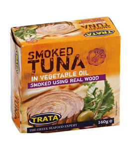 Smoked tuna oil 160g