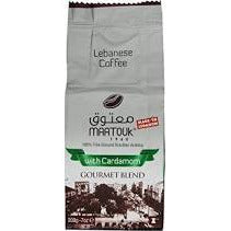 Matouk BEST COFFEE w/CARDAMOM 200G