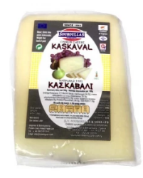 Souroullas Kashkaval cheese